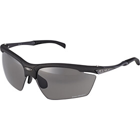 Rudy Project Agon Okulary rowerowe, matte black - rp optics smoke black
